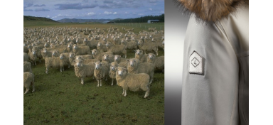 LAVALAN, A HIGH PERFORMANCE WOOL FOR LESTRA OUTDOOR